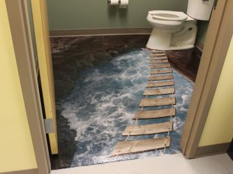 The Way To Pick The Right Epoxy Color For Bas Or Your Own Toilet